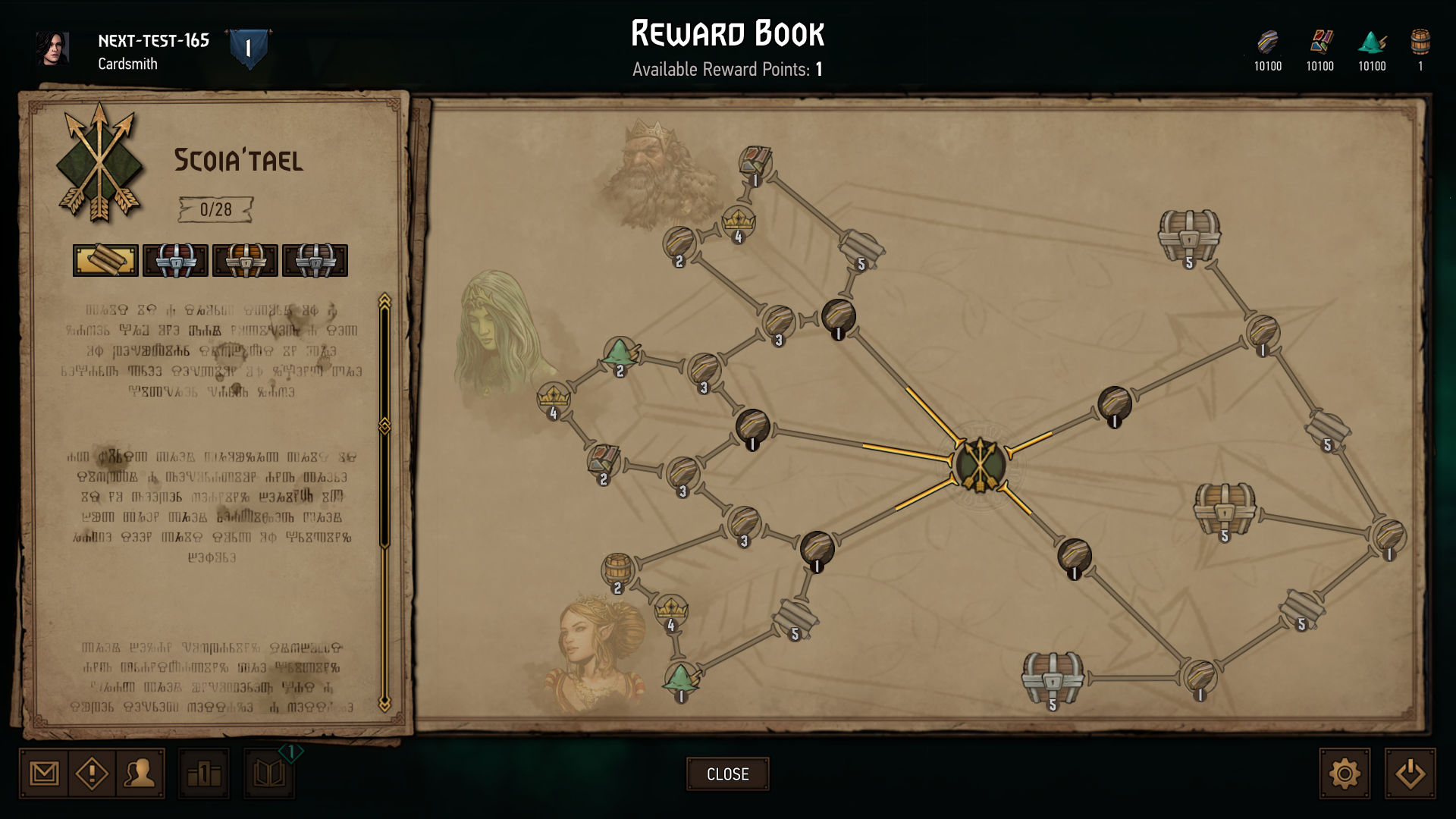 Updated rank and progression system — what's new? - GWENT