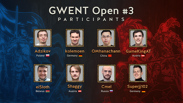 Join us this weekend for GWENT Open #3! - GWENT: The Witcher Card Game