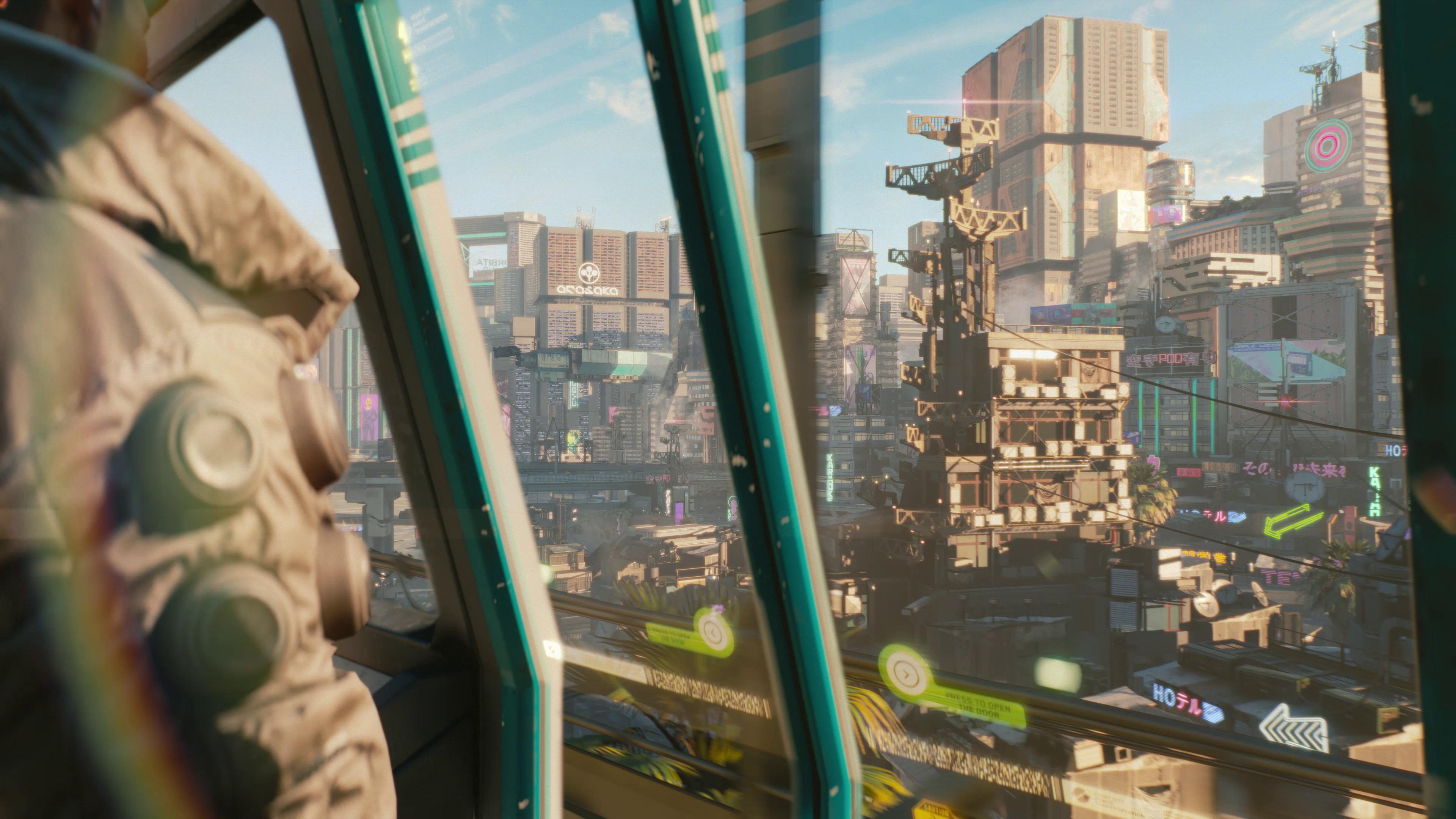 Cyberpunk 2077 E3 2018-Trailer: Frame by Frame EP01 - Cyberpunk 2077 ...