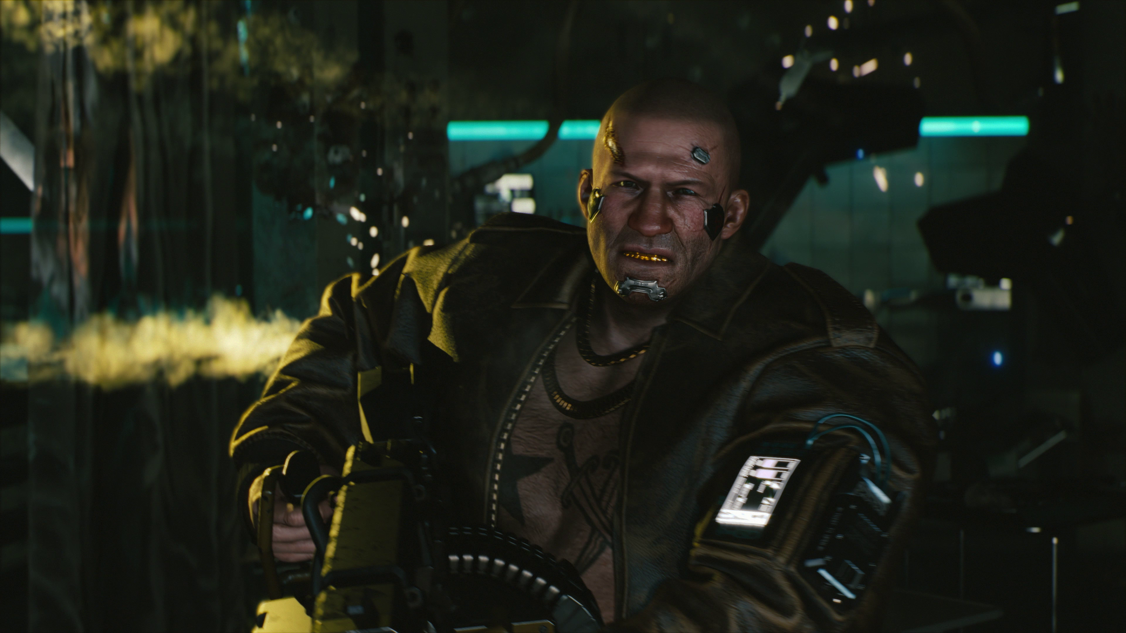 Cyberpunk 2077 E3 2018 Trailer Frame By Frame Ep07